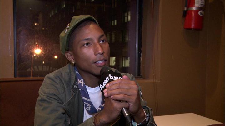 Pharrell Explains Origins of NERD's Nothing LP: #TBT 2010