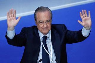 Florentino Pérez: ''Cristiano es un ejemplo para el Real Madrid, esta siempre será su casa''