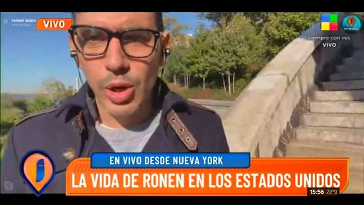 HALLAN MUERO A PERIODISTA ARGENTINO EN EL CENTRAL PARK DE NEW YORK