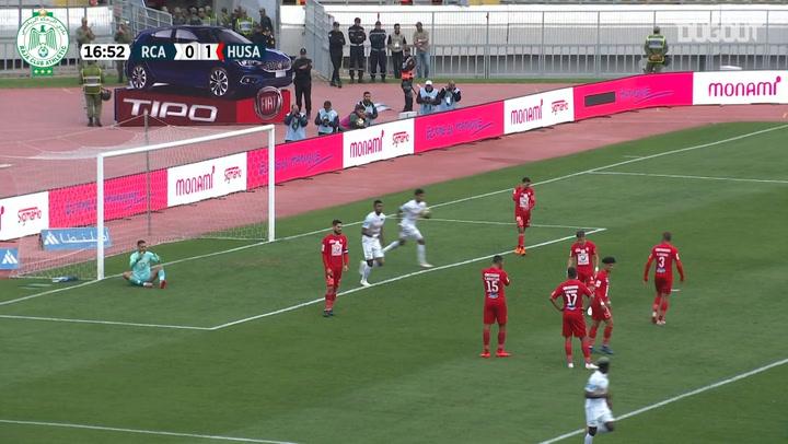 Raja come from behind to beat Agadir