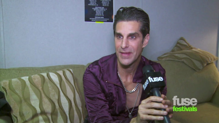 Perry Farrell On Jane's Addiction & Lollapalooza: Beale St Music Festival