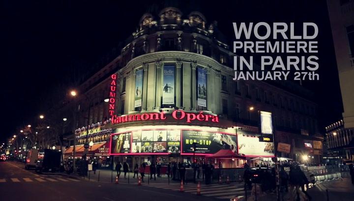 Clip: World Premiere
