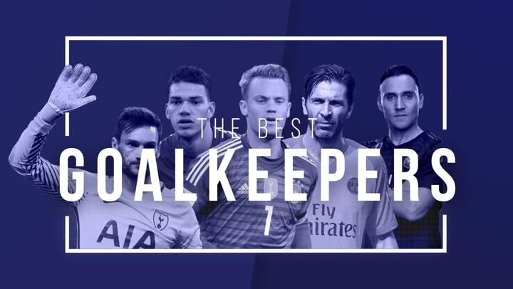Best Goalkeepers: Nigel Martyn