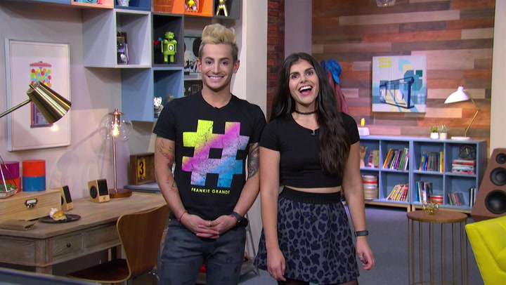 Can Justine Marino and Frankie Grande Recall Highest Grossing Film Franchises: Trivial Takedown PreGame