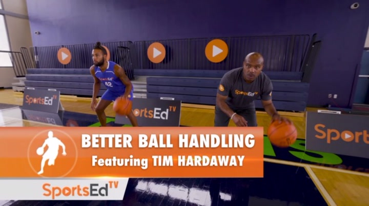 Better Ball Handling Featuring Tim Hardaway
