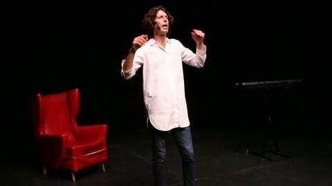 Andy Chango: El humor es todo en mi vida