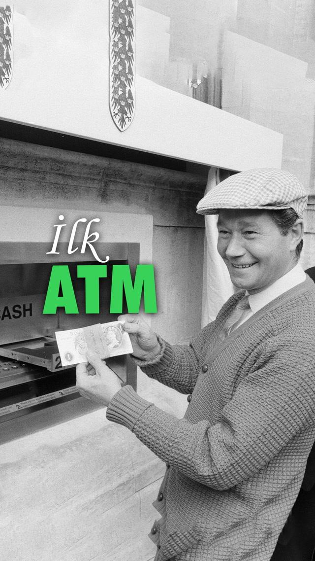 İlk ATM
