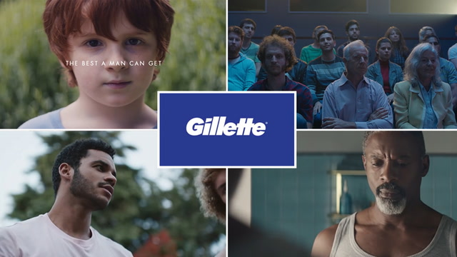 Gillette tackles toxic masculinity in new advert for #MeToo era ...