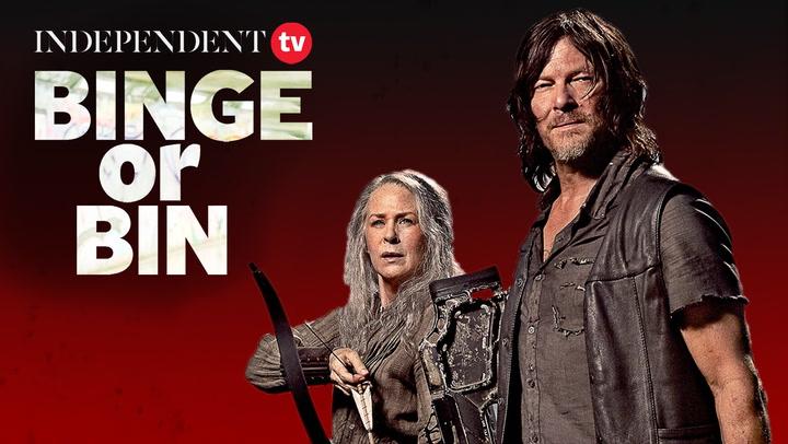 The Walking Dead's final season demonstrates 'confident, astute storytelling'