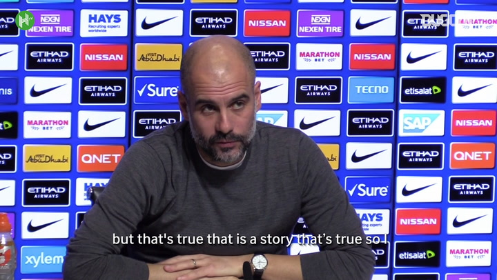 Pep Guardiola Responds To Bielsa Story