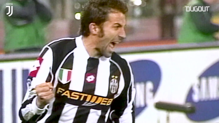 Del Piero's incredible goal helps beat Torino