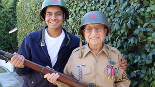 POWERFUL: 21-year-old interviews at least one WWII combat vet every day. Here are their stories.