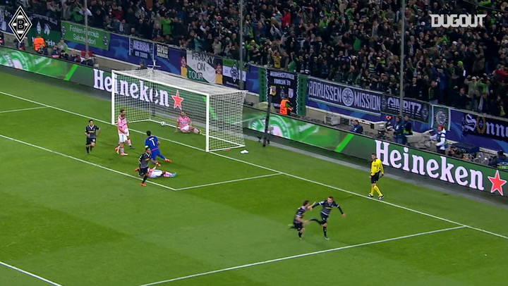 Fabian Johnson fires home against Juventus