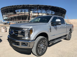 Allegiant Stadium, Raiders Announce Ford Dealers as the Official Automotive Partner – Video