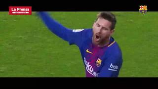 El video del FC Barcelona para despedir a Messi