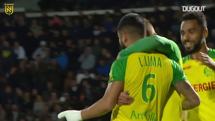 FC Nantes' last win at Angers