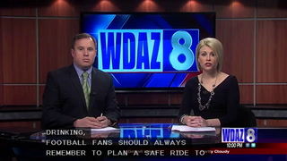 Getting to your Super Bowl party safely in ND's second drunkest city