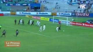 Olimpia 2-1 Honduras Progreso (Liga Nacional)