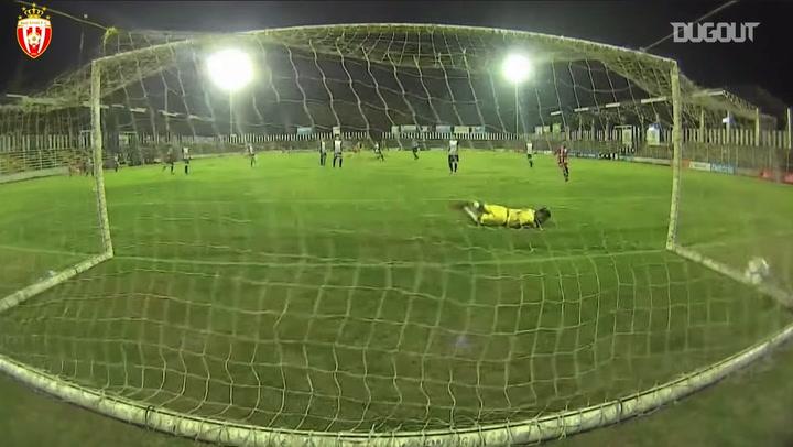 Óscar Acevedo's great goal vs Diriangén