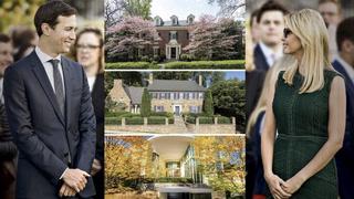 Ivanka Trump and Jared Kushner Considering New DC Digs