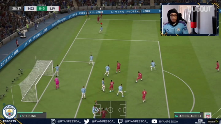 Manchester City and Liverpool Face Off At FIFA