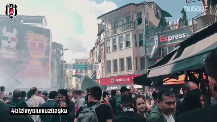 Beşiktaş'ın Alanyaspor Galibiyetinin Perde Arkası