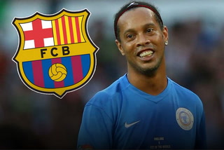 La decisión del Barcelona con Ronaldinho tras apoyar a candidato ultraderechista