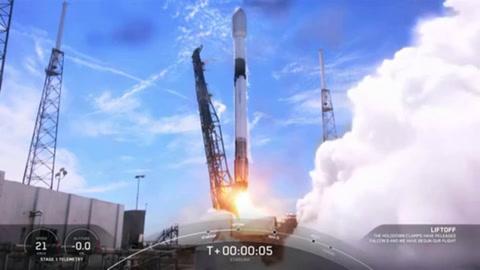 SpaceX lanzará tripulación civil a la órbita terrestre