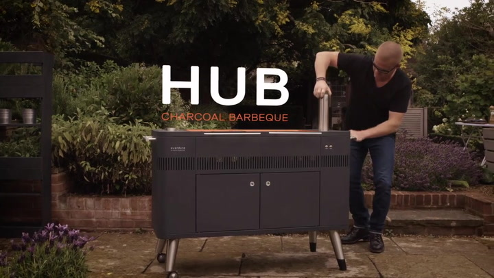 Preview image of Everdure by Heston Blumenthal Hub Electric Ignitio video