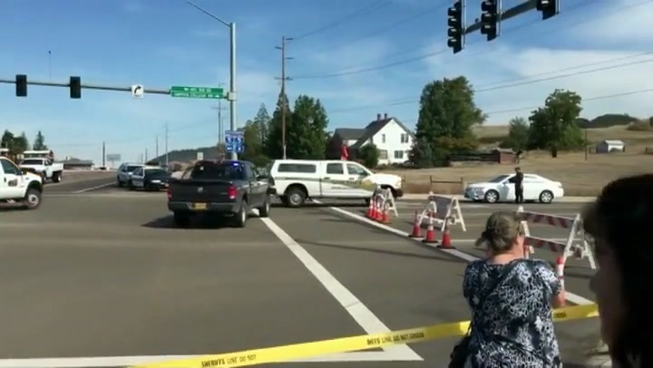 Doden na schietpartij op school in Oregon