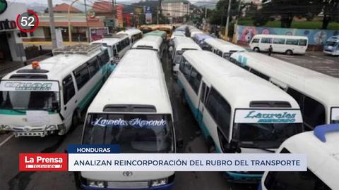 Noticiero: Sin fecha para reinicio de operaciones del sector transporte, dice titular de Trabajo