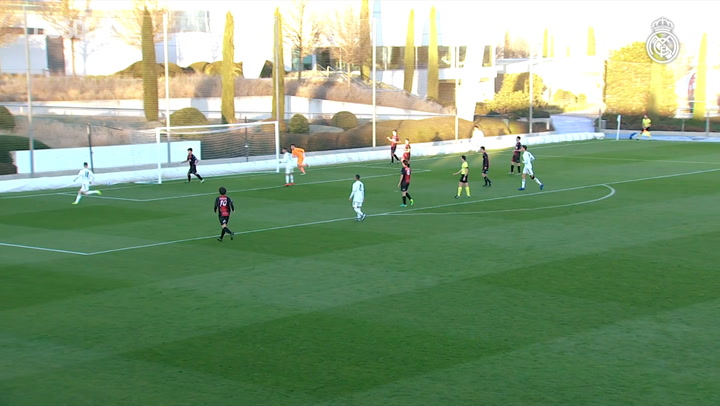 REAL MADRID YOUTH TEAMS' BEST GOALS OF THE WEEKEND #1