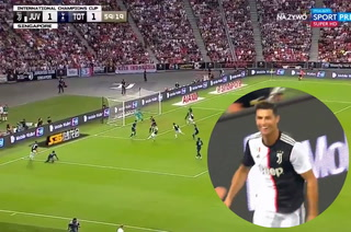 Primero de la temporada: Cristiano Ronaldo marca ante el Tottenham en amistoso