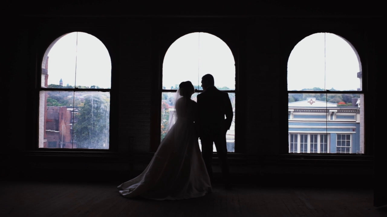 Sarah + Adam | Troy, New York | Revolution Hall