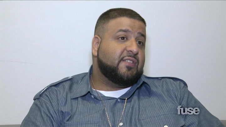 Dj Khaled on 'Watch The Throne' - Top 40 of 2011