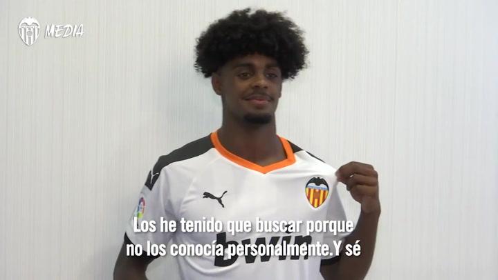 """Thierry Correia: """"Es un honor representar este escudo"""""""