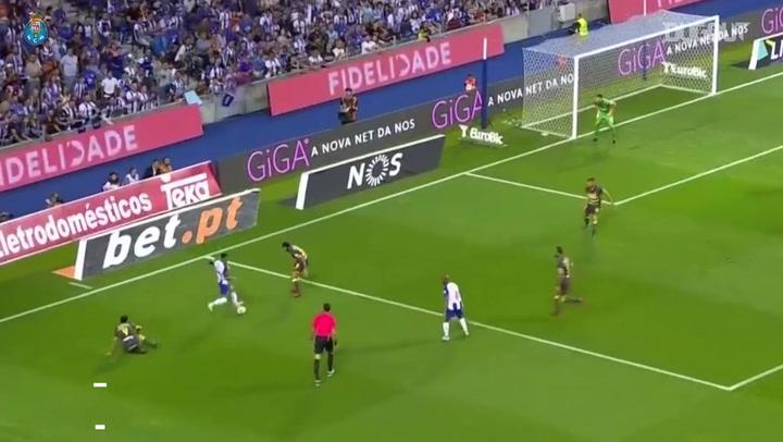Vincent Aboubakar'ın Porto Formasıyla En İyi Anları