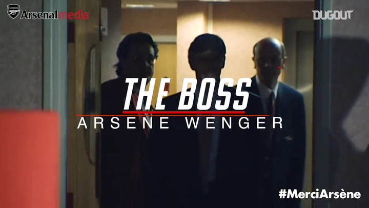 The Boss: Arsène Wenger