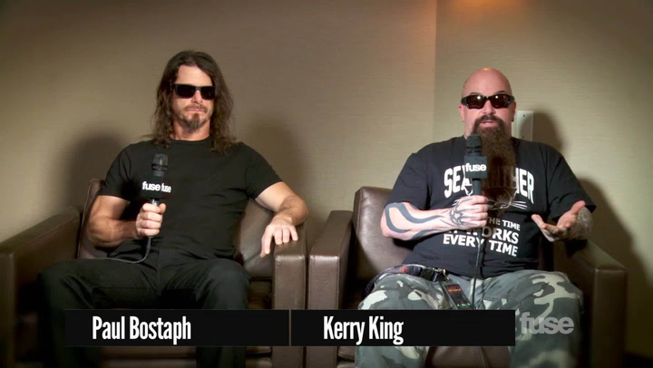 Interviews: Slayer on Musical Influences