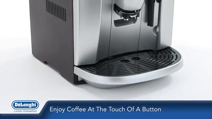 Preview image of PrimaDonna Automatic Coffee Machine ESAM6600 video