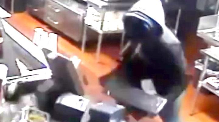 Restaurantens briljante hevn mot tyvene