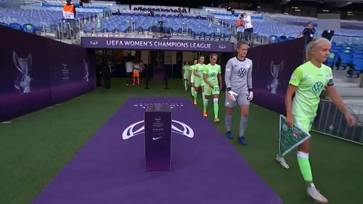 Women's Champions League: Resumen y goles de la final Wolfsburgo - Lyon (1-3)