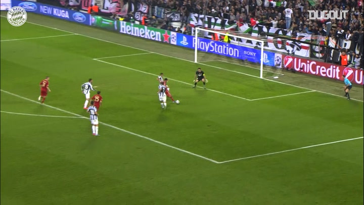 Claudio Pizarro's best Bayern Munich goals