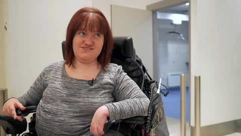Changing Places facility for people with profound disabilities opens in Castlecourt