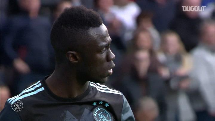 Davinson Sánchez's best Ajax moments