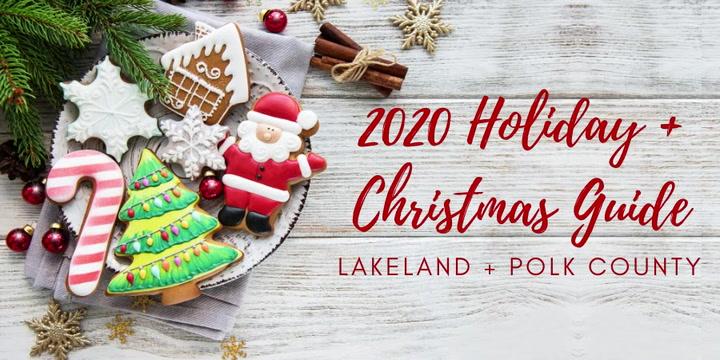 Lakeland Christmas Lights 2021-2021 Schedule Lakeland S Best Holiday Christmas Events Guide Lakelandmom Com