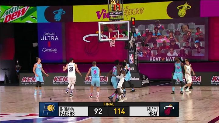 El resumen de la jornada de la NBA del 10 de agosto 2020