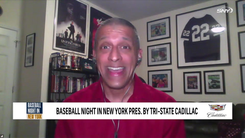 BNNY: Sal Licata explains his love for ex-Mets pitcher Tom Glavine