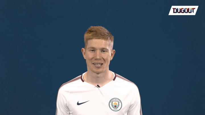 Get to know: Kevin De Bruyne