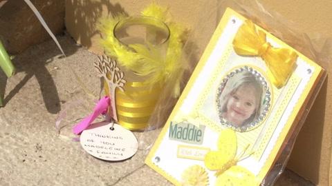 Alemania anuncia sospechoso en caso de la niña Madeleine, desaparecida en 2007